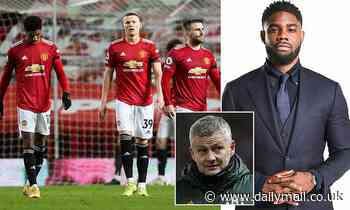 MICAH RICHARDS: Waving the white flag shows Man United have lost their aura