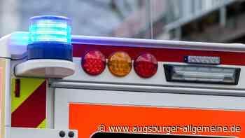 Heizölfahrer wird in Boos unter seinem Lastwagen eingeklemmt - Augsburger Allgemeine