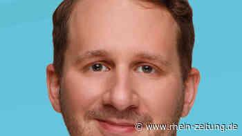 Die Liebe zur Heimat motiviert ihn: Sascha Wickert aus Boos tritt für die CDU im Wahlkreis 18 an - Rhein-Zeitung