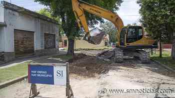San Isidro: Sigue la renovación de pavimentos en Villa Adelina y Boulogne - SMnoticias
