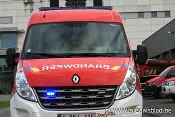 Woningbrand in Linkebeek eist dodelijk slachtoffer, twee brandweermannen gewond bij instorting
