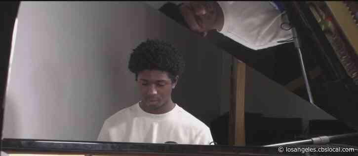 South LA Teen Piano Prodigy Ian Macklin-Sims A Star In The Making