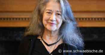 Pianistin Martha Argerich gibt Online-Konzert - Schwäbische