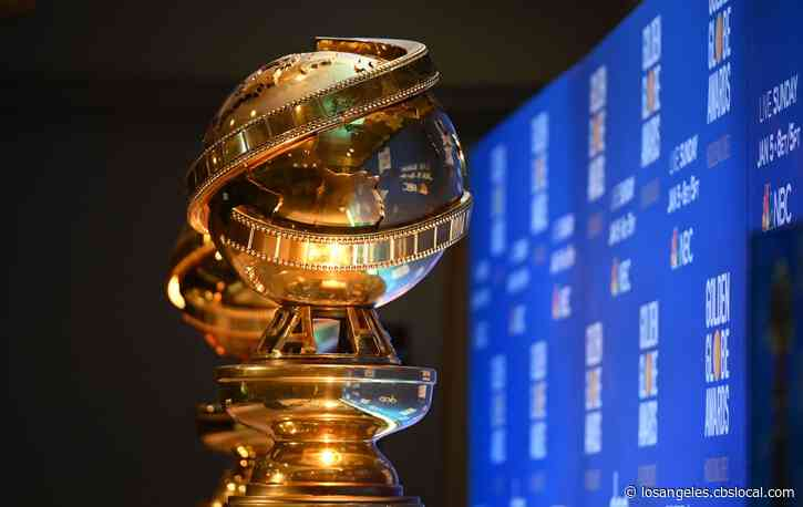 Golden Globe Award Producers Asking Presenters To Appear In Person For Live Show