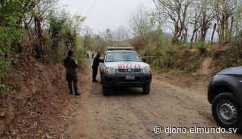 Tres pandilleros muertos tras enfrentarse a policías en Moncagua, San Miguel - Diario El Mundo
