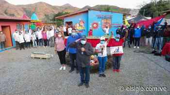 Gobernador Marco Torres inauguró Base de Misiones en Zuata - Diario El Siglo
