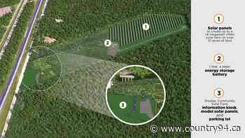 Community Solar Farm Being Developed In Shediac - country94.ca