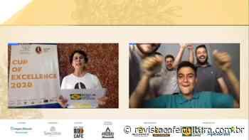 CAFÉ ESPECIAL DE VENDA NOVA DO IMIGRANTE (ES) VENCE CUP OF EXCELLENCE PELA PRIMEIRA VEZ · Revista Cafeicultura - Revista Cafeicultura