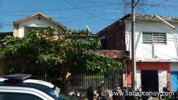 Detienen a presunto ladrón en vivienda de Emiliano Zapata - tabasco hoy