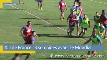 Le Barcares - PYRÉNÉES-ORIENTALES - BARCARÈS - Rugby à XIII : 3 semaines avant le Mondial pour les Bleus - OCCITANIE-TRIBUNE