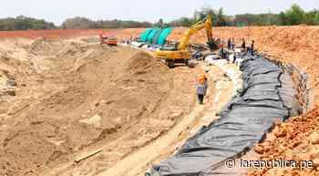 Lambayeque: inician licitación para construir defensas en ríos Olmos y Zaña LRND - LaRepública.pe