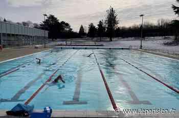 Saint-Germain-en-Laye : la piscine a rouvert... son bassin extérieur - Le Parisien