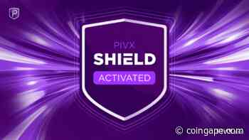 User Financial Data Protection Coin PIVX Activated SHIELD Privacy Protocol on Mainnet January 30th, 2021 - Coingape
