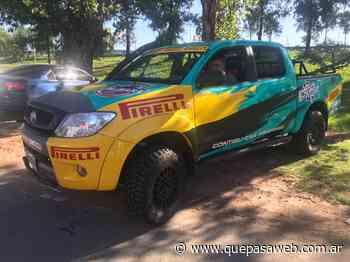 Un vecino de Boulogne participará de una competencia internacional de rally - Que Pasa Web
