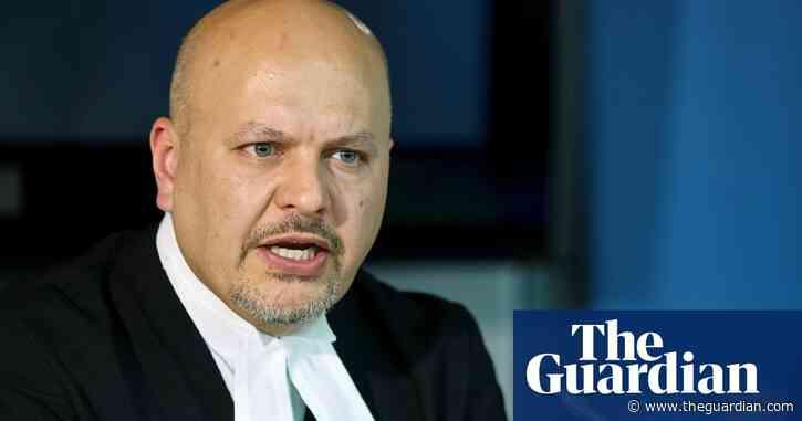 British barrister Karim Khan elected ICC's new chief prosecutor