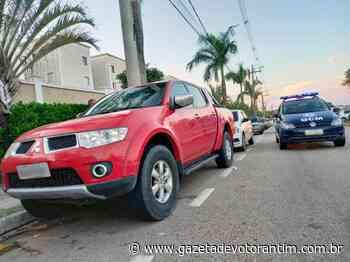 GCM de Votorantim recupera carro após furto em Salto de Pirapora - Gazeta de Votorantim