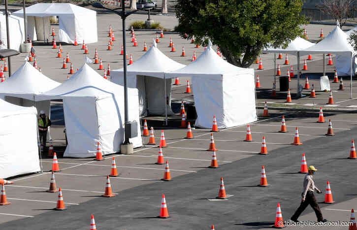 Cal State LA Mass COVID Vaccination Site To Open Tuesday