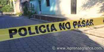 Hallan cadáver de hombre envuelto en sábanas en Cuscatancingo - La Prensa Grafica