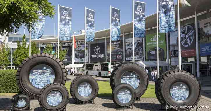THE TIRE COLOGNE: Kölner Reifenmesse verschoben - Eurotransport