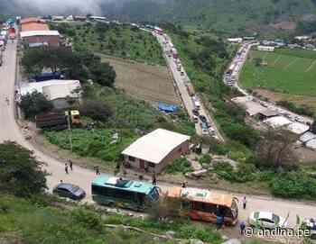 La Libertad: iniciarán el asfaltado de la vía Santiago de Chuco-Mollepata-Pallasca - Agencia Andina