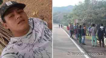 Investigan asesinato de un hombre de 19 años en Hobo - Huila