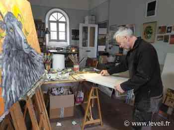 Ses dernières expos ont eu lieu au Puy, à Saint-Flour, à Paris - L'Eveil de la Haute-Loire