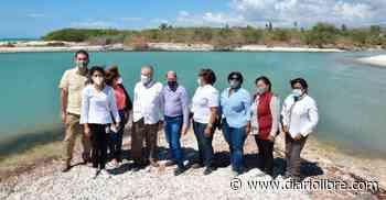 Delegación del Ministerio de Economía realiza recorrido en Pedernales - Diario Libre