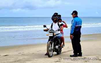 Las playas de Manta y Pedernales estarán abiertas en Carnaval - El Comercio (Ecuador)
