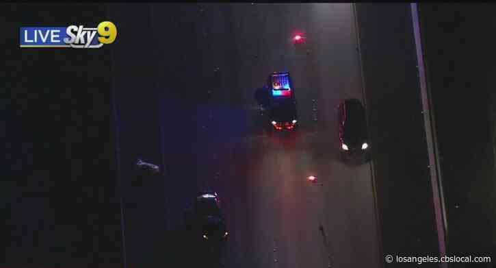 1 Killed In Crash On 118 Freeway In Pacoima