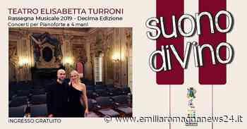 Sogliano al Rubicone, oggi concerto del duo Claudia D'Ippolito - Luigi Moscatello - Emilia Romagna News 24