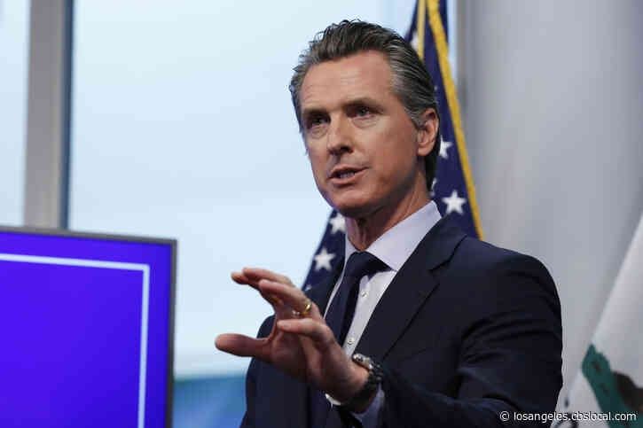 Recall Newsom Organizers Say They Have Collected Necessary Signatures