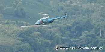 Revuelo en Palocabildo y Líbano por presencia aérea de minera - El Nuevo Dia (Colombia)