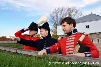 Live History brings interactive walking tour to Capreol Oct. 24-25 - Chatham Daily News