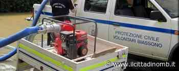 Biassono, ladri nella sede della protezione civile: raccolta fondi per acquistare nuovo materiale - Il Cittadino di Monza e Brianza
