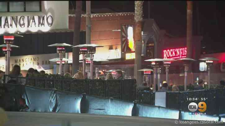 Manhattan Beach Turns Busy Traffic Area Into Restaurant Zone To Help Businesses Thrive