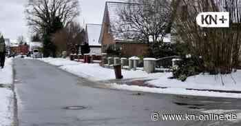 Geplantes Wohngebiet bereitet Anwohnern der Dorfstraße in Wahlstedt Sorgen - Kieler Nachrichten