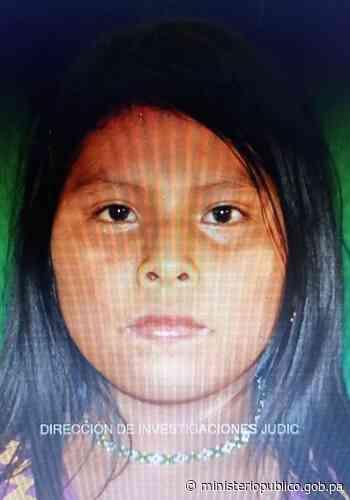 Denuncian desaparición de menor de edad en Alanje - ministeriopublico.gob.pa