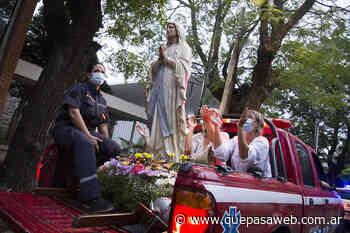 Se realizó la tradicional fiesta de la Virgen de Lourdes en Beccar - Que Pasa Web