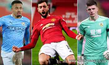 FANTASY FOOTBALL EXPERT: Bruno Fernandes IS the go-to captain