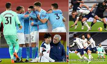What has changed since Tottenham's win over Man City and why Spurs need a replicate of that display