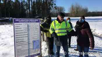 Mertzwiller (Bas-Rhin) : des habitants protestent contre le projet de construction d'une antenne relais - France Bleu