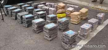PolicialesHace 5 meses Policía incauta 165 paquetes de droga en Río Hato - Mi Diario Panamá