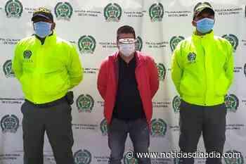 Otro encarcelado por asesinato del Alcalde electo de Sutatausa, Cundinamarca - Noticias Día a Día