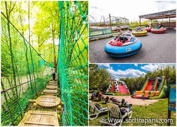 Parc Aventure Land, le parc de loisirs de Magny en Vexin - sortiraparis