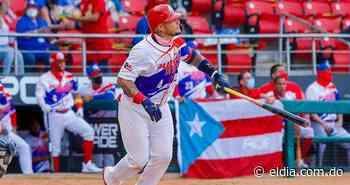 Yadier Molina guía el primer triunfo de Puerto Rico en la Serie del Caribe - El Dia.com.do