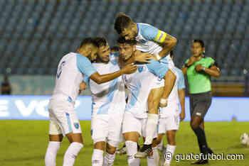 Así fue el triunfo de Guatemala ante Puerto Rico - Guatefutbol.com