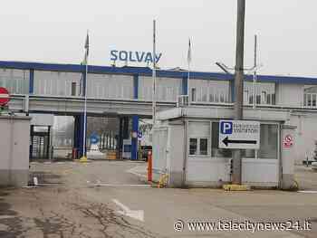 Arpa e Carabinieri Noe alla Solvay di Spinetta Marengo - Telecity News 24