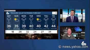 Scott Dorval's Idaho News 6 Forecast - Friday 2/12/21 - Yahoo News