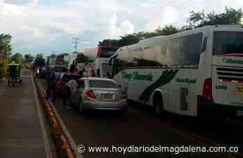 Asaltaron bus entre El Copey y Bosconia – HOY DIARIO DEL MAGDALENA - Hoy Diario del Magdalena