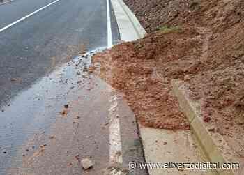 """Villavieja denuncia la """"lamentable"""" obra de la carretera LE-6205 en su enlace con la N-531 - El Bierzo Digital"""